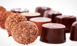 Cao Chocolates: Chocolate Tasting with Wine and Cheese Pairings for One or Two at Cao Chocolates (55% Off)
