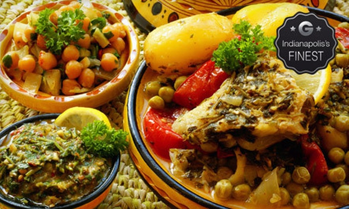 Jiallo's African-Caribbean Cuisine - Snacks - Guion Creek: African-Caribbean Food for Dinner or Lunch at Jiallo's African-Caribbean Cuisine (Half Off)