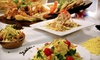 Ambrosia Indian Bistro- All locations - Seacliff: $20 for $40 Worth of Indian Dinner Cuisine at Ambrosia India Bistro