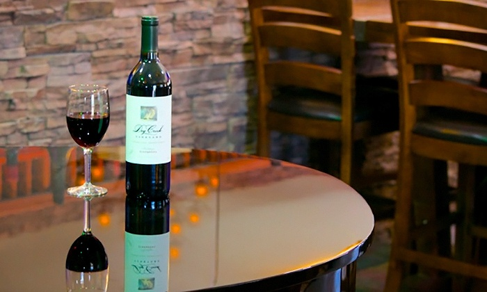 The Wine Room - The Wine Room: Wine Tasting for Two or Four at The Wine Room (Up to 41% Off)