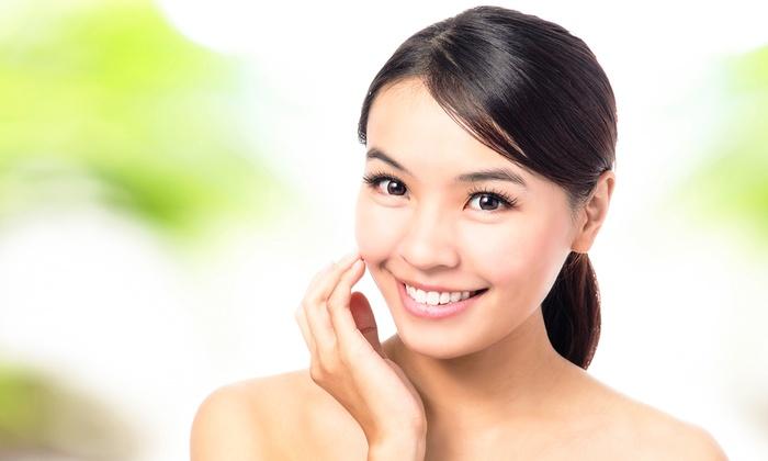 J&S Spa - Bay Ridge & Fort Hamilton: Permanent Eyeliner or Eyebrow Makeup at J&S Spa (50% Off)