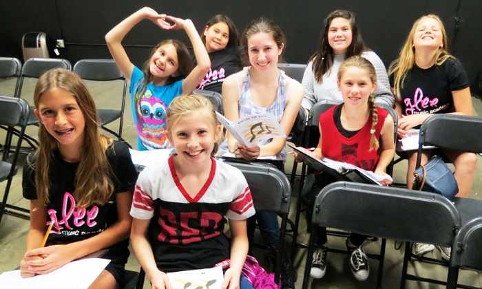 Glee Music Academy - Lake Forest Spectrum Pointe: Four-Week Show Choir, Music-Reading, or Sight-Singing Class at Glee Music Academy (Up to 80% Off)
