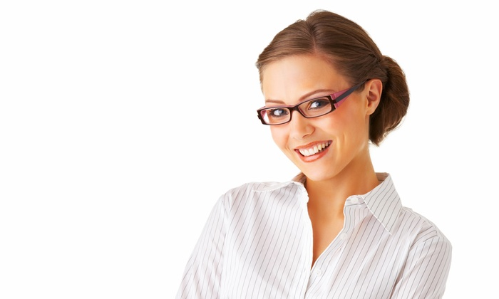Lens Lab Express - Rego Park: $35 for an Eye Exam and $200 Toward Prescription Glasses at Lens Lab Express ($260 Total Value)