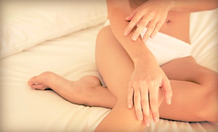 $89 for Sclerotherapy or Laser Spider-Vein Treatment at Serenity Med Spa ($300 Value)