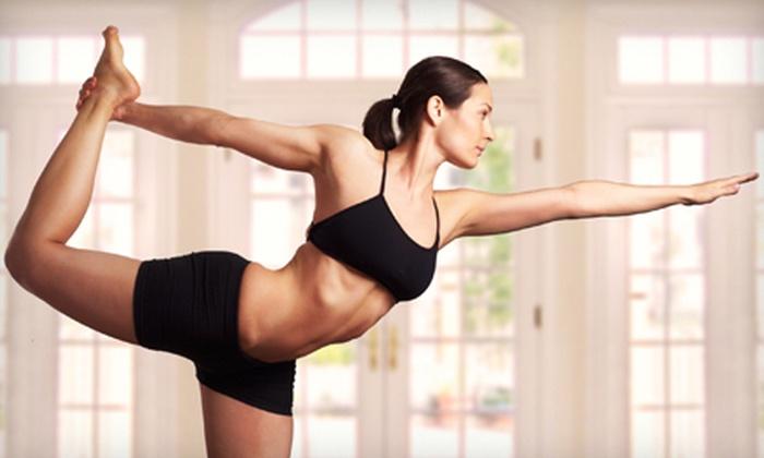 Bikram Yoga Guelph - Guelph: One Month of Unlimited Classes or 20 Classes at Bikram Yoga Guelph (83% Off)
