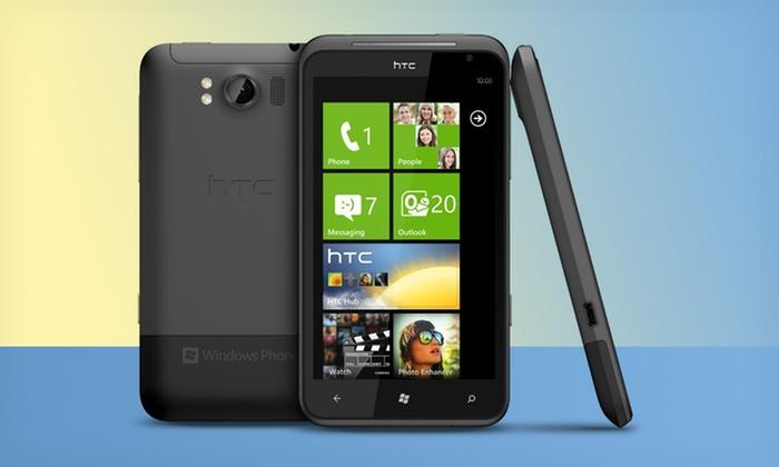 HTC Ultimate/Titan X310E Windows Smartphone (Unlocked): $169.99 for an HTC Ultimate/Titan X310E Windows Smartphone (Unlocked) ($299.99 List Price). Free Shipping and Returns.