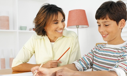 Tutoring for One or Two Academic Subjects at Sylvan Learning (Up to 87% Off)