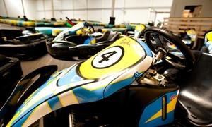 SKW Racing Park: 8-minutowy przejazd gokartem od 21,99 złi więcej opcji w SKW Racing Park