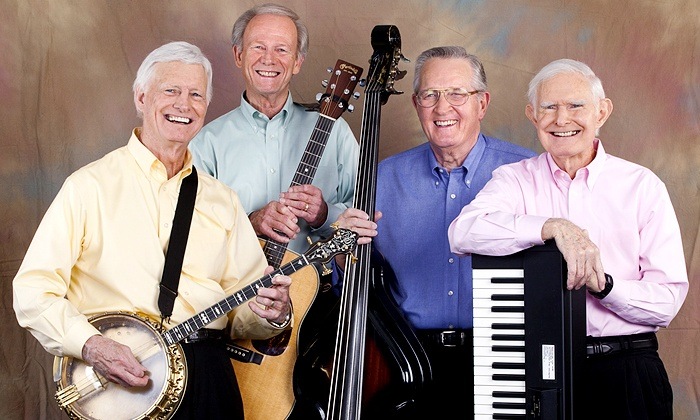 Ron Chapman Presents The Levee Singers - Irving Arts Center: Ron Chapman Presents The Levee Singers at Irving Arts Center on Friday, November 15, at 7:30 p.m. (Up to 53% Off)