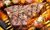 OOB - Red Mill Inn - Harris Hill: Steak-House Dinner with Option of Two Glasses of Wine at Red Mill Inn (Up to 66% Off)