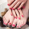 Up to 46%Off a Mani-Pedi or Deluxe Pedicure