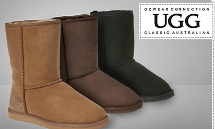 56eafa94368 Classic 3/4-Length Ugg Boots | Groupon Goods