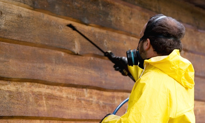 Patriot Power Washing - Atlanta: Residential or Commercial Power Washing from Patriot Power Washing (Up to 56% Off). Four Options Available.