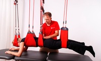 Redcord Muscle and Pain Relief Assessment Plus One or Two Follow-Up Sessions at The Back Pain Centre (Up to 69% Off)