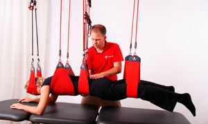East London Chiropractic: Redcord Muscle and Pain Relief Assessment Plus One or Two Follow-Up Sessions at The Back Pain Centre (Up to 69% Off)