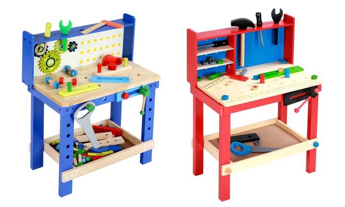Etabli en bois 3 modèles au choix à 3299€