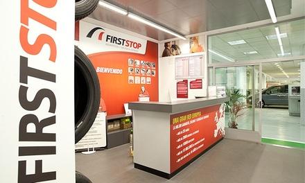 Cambio de aceite y filtro con revisión de niveles y de seguridad por 29,95 € en 48 centros First Stop