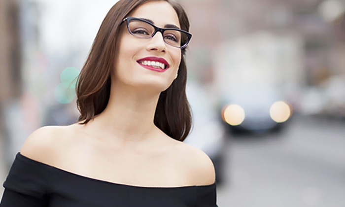 Sterling Optical - Madison: $20 for $100 Toward Prescription Eyeglasses Plus a Complimentary Second Pair at Sterling Optical