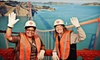 Golden Gate National Parks Conservancy: Bridge Tours for Two or Four with Photos and Refreshments from Golden Gate National Parks Conservancy (57% Off)