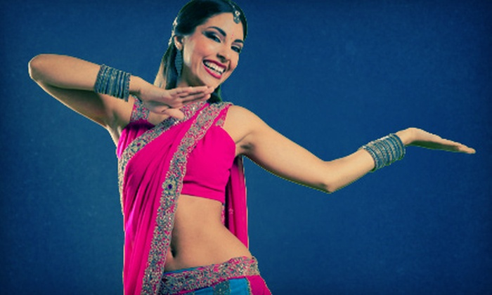 Bollywood Dance - Shrewsbury: Four or Eight Group Dance Lessons at Bollywood Dance (Up to 66% Off)