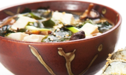 $11 for $20 Worth of Vegetarian Food and Drinks at Veggie house vegetarian restaurant
