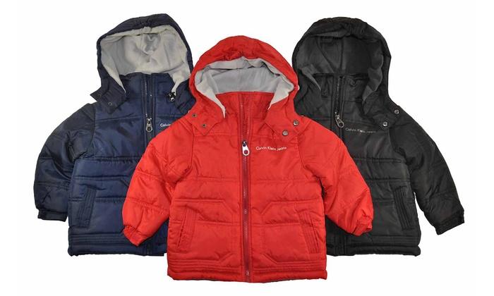 dc87db98466b new list fcaea d7ced calvin klein toddler boys bubble jacket ...