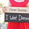 "Up to 52% Off ""Dear Santa"" Sign"