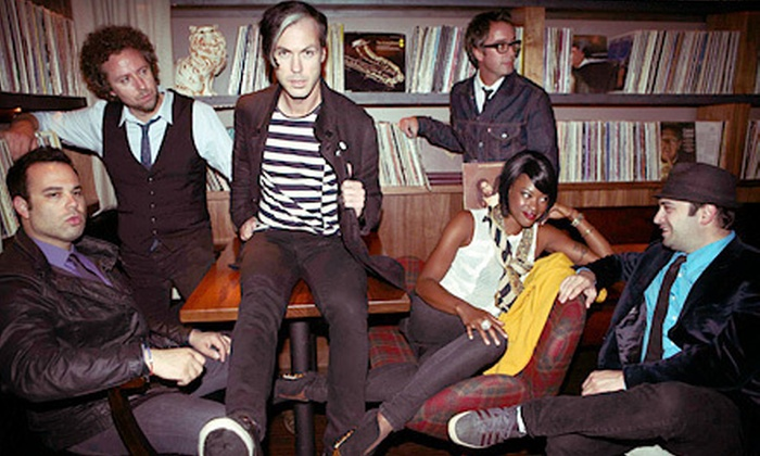 Fitz & the Tantrums  - Mayo Performing Arts Center: $28 to See Fitz & the Tantrums at Mayo Performing Arts Center on September 20 at 8 p.m. (Up to $55 Value)