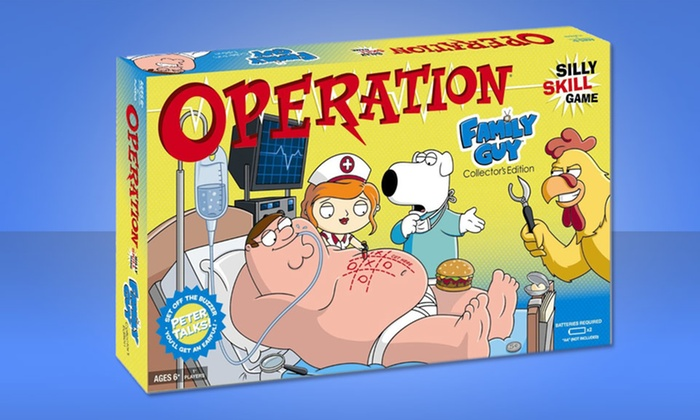family guy game of life