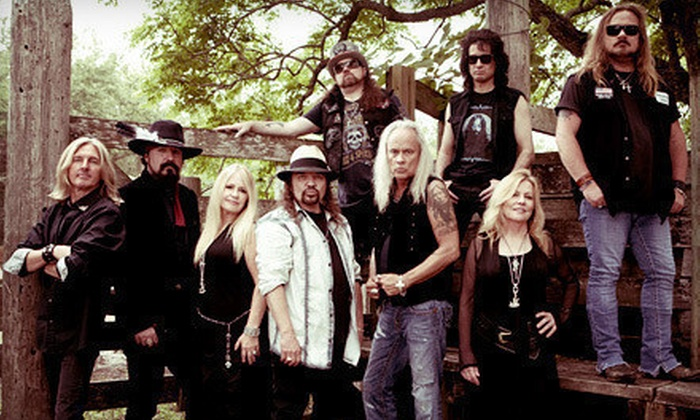 Lynyrd Skynyrd - Logan Square: $40 for Lynyrd Skynyrd Concert for Two at Congress Theater on Friday, March 15, at 8 p.m. (Up to $81.60 Value)