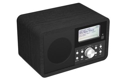 Radio DAB+/Wifi digital portátil Denver