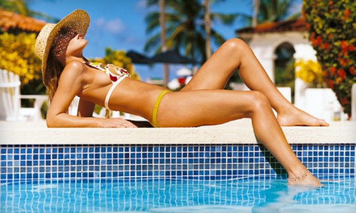 Body Mist Spray Tanning & Spa - Central City: One or Three Mystic Spray Tans at Body Mist Sunless Tanning & Spa (Up to 57% Off)
