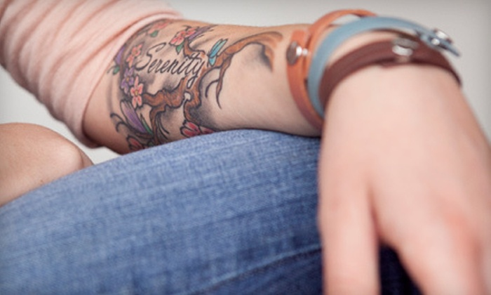 Weight & Body Solutions - Town N County Park: $139 for Three Laser Tattoo-Removal Sessions at Weight & Body Solutions ($450 Value)