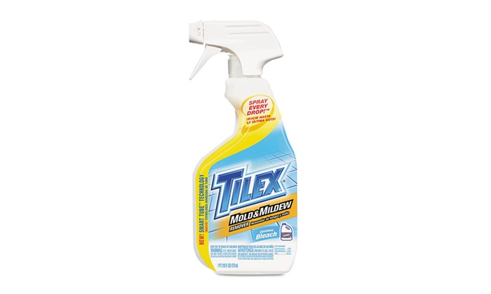 Tilex Mold & Mildew Remover (12-Pack): Tilex Mold & Mildew Remover Spray with Clorox Bleach; 12-Pack of 16 Fl. Oz. Bottles
