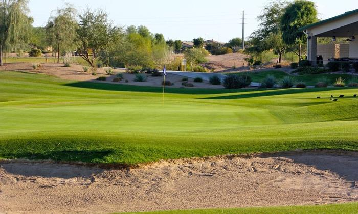 Bear Creek Golf Complex - Chandler: 18-Hole Golf Package for Two or Four at Bear Creek Golf Complex (Up to 65% Off)