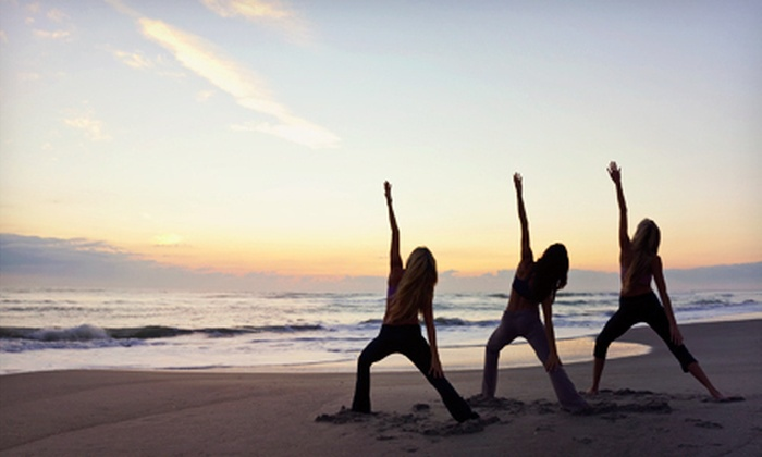 Akasha Yoga - La Jolla Village: 10 or 20 Classes at Akasha Yoga in La Jolla (Up to 78% Off)