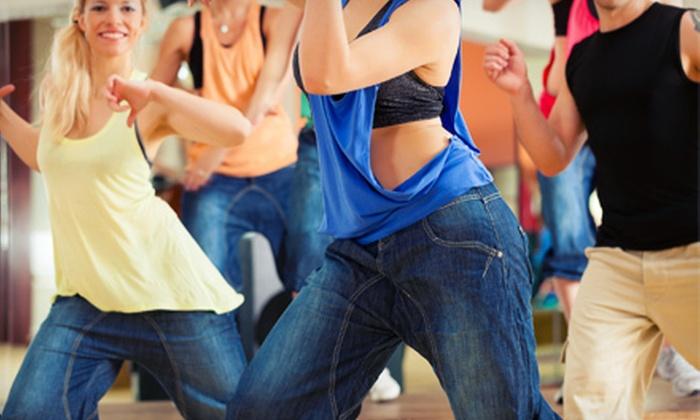 Turning Pointe Dance Studio - Flower Mound: 5 or 10 Dance Classes for Adults at Turning Pointe Dance Studio (Half Off)