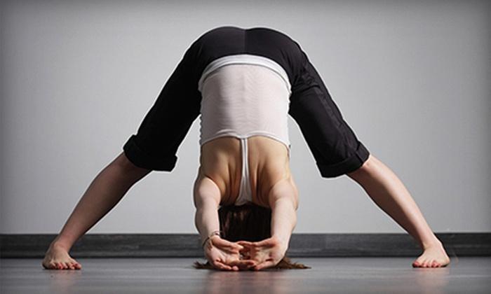 Urban Zen Yoga Studio - Downtown: 10 or 20 Yoga Classes at Urban Zen Yoga Studio (Up to 66% Off)