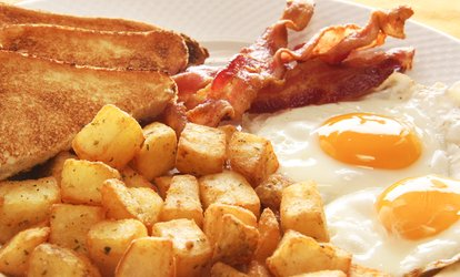 Choice Between an À La Carte Breakfast or Lunch for Two or Four People at Bistro Vitalie (Up To 47% Off)