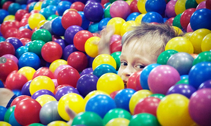 Kids Place Adventure Playground - Fayette Mall: $45 for a 90-Minute Birthday Party Package for Up to Six Kids at Kids Place Adventure Playground ($90 Value)