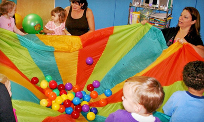 FUNdamentals - 3, Bel Air: 6 or 12 Children's Classes with Pop the Bubbles 1 2 3 Children's Book at FUNdamentals (Up to 63% Off)