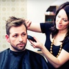 Up to 54% Off Men's Haircuts in Burnaby