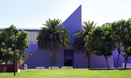 $14 for Two Museum Admissions at Children's Discovery Museum of San Jose ($24 Value)
