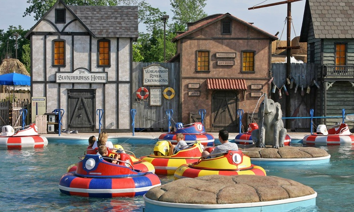 Bayville Adventure Park - Bayville: Season Pass for One, Two, or Four to Bayville Adventure Park (Up to 52% Off)