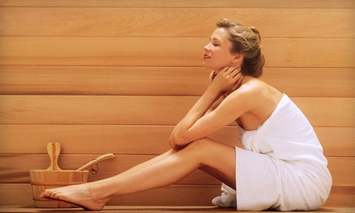 Polished Images - Carlsbad: Infrared-Sauna Session with Facial and Microdermabrasion or Massage and Reflexology at Polished Images (Up to 61% Off)