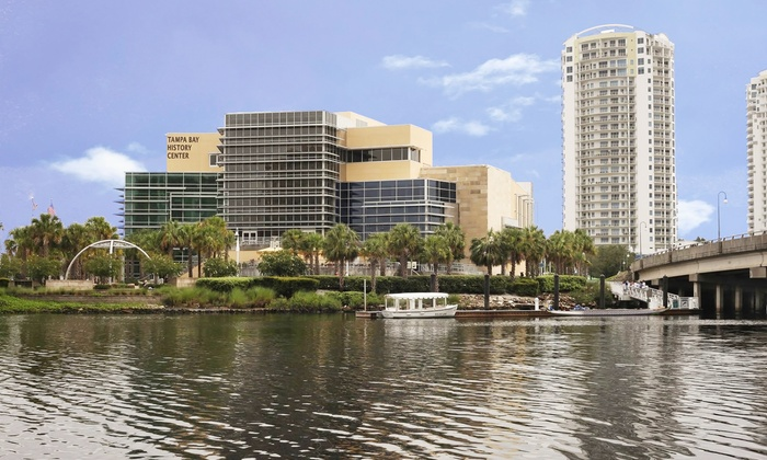 Tampa Bay History Center - Tampa: Tampa Bay History Center Visit for Two or Four (Up to 50% Off)