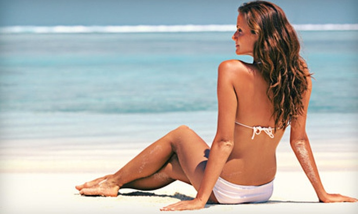 Sundance Tan & Spa - Royal Plaza: One or Five Mystic Spray Tans at Sundance Tan & Spa in Royal Palm Beach (Up to 61% Off)