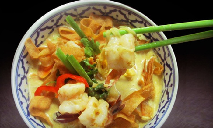 Andaman Kitchen - Sandy: $10 for $20 Worth of Thai Food and Non-Alcoholic Drinks for Dinner at Andaman Kitchen