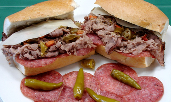Little David's Sub Shop - Kent: Sandwiches and Deli Food at Little David's Sub Shop (Up to 55% Off). Three Options Available.