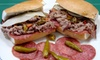 Up to 55% Off at Little David's Sub Shop